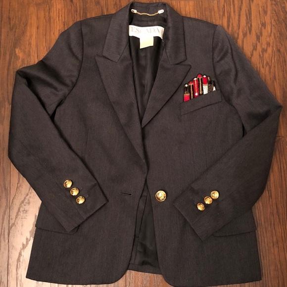 2d8324078641 Escada Jackets   Blazers - Escada By Margaretha Ley Blazer